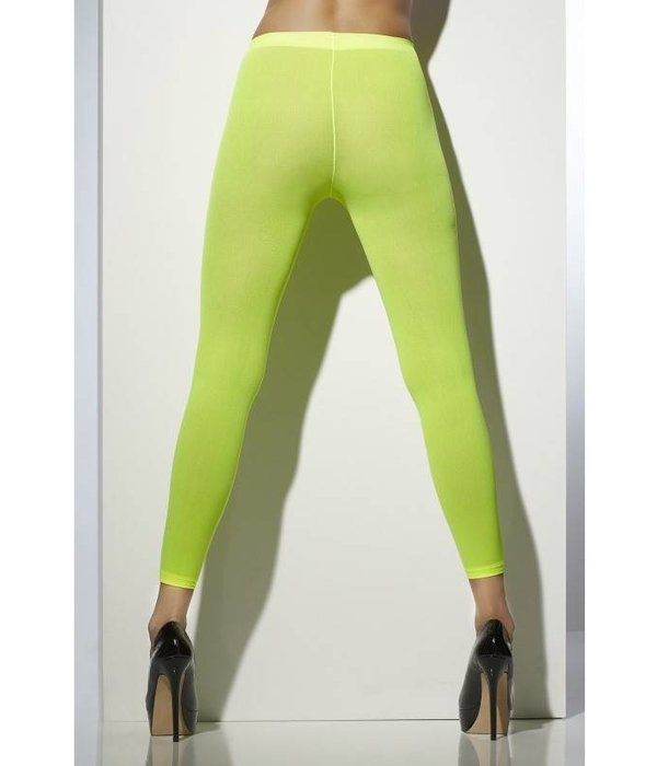 Panty neon groen