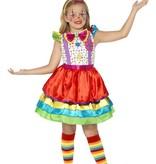 Clown Girl kostuum