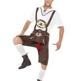 Duitse Braadworst kostuum