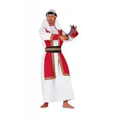 Woestijnprins kostuum