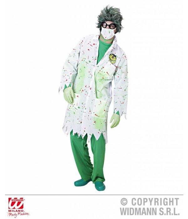 Dr. Toxic Laboranten outfit