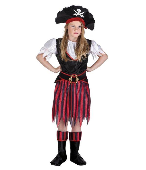 Piratenpakje meisje 5-delig