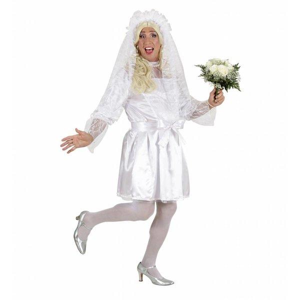 Mannelijke bruid vrijgezellenfeest