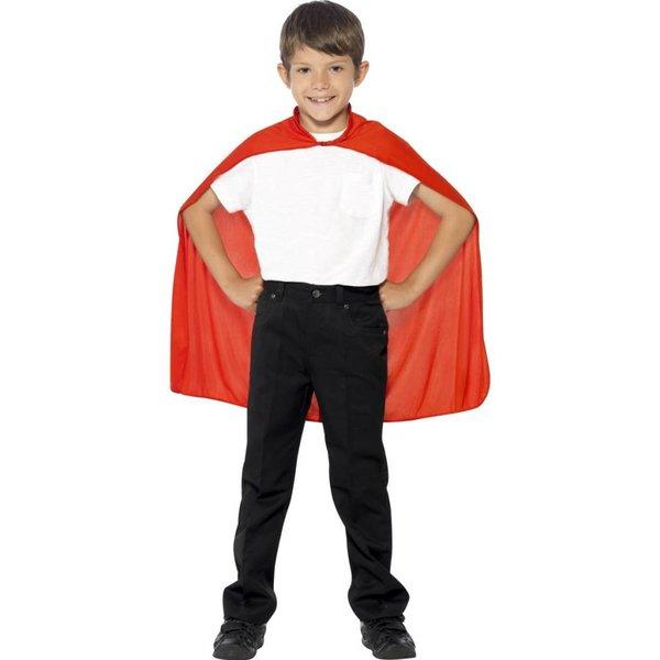 Rode cape kinderen