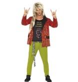 80's Rock Star kostuum