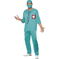 Chirurg/Dokter kostuum