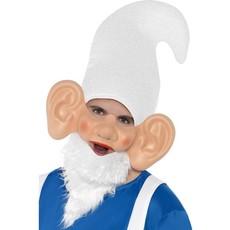 Tuinkabouter masker met oren