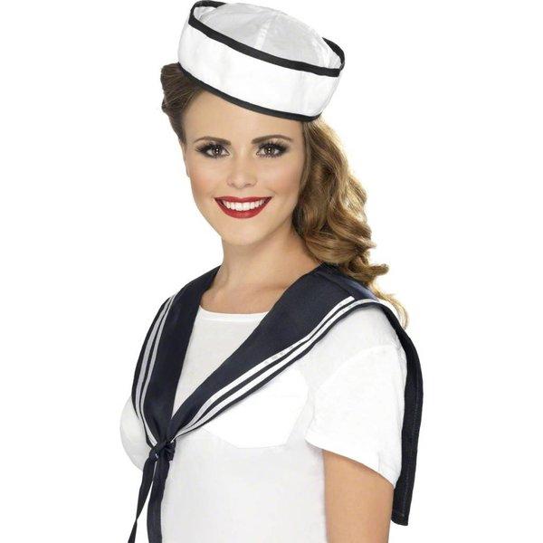 Zeeman sjaal met hoed