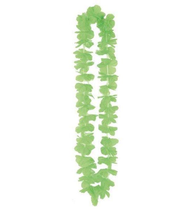 Hawaii krans lichtgroen