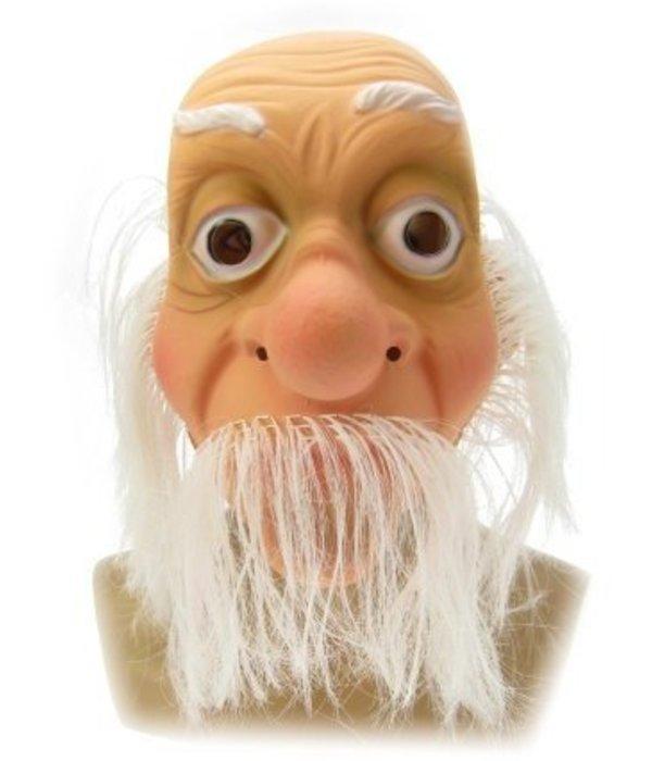 Abraham masker met haar populair