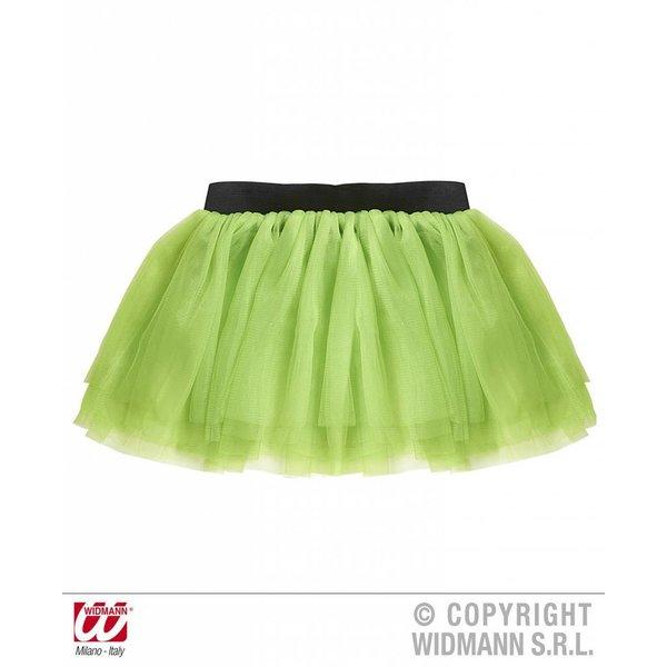 Tutu neon groen