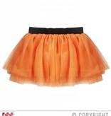 Tutu neon oranje
