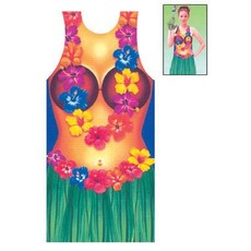 Hawaii Crazy Summer schort vrouw