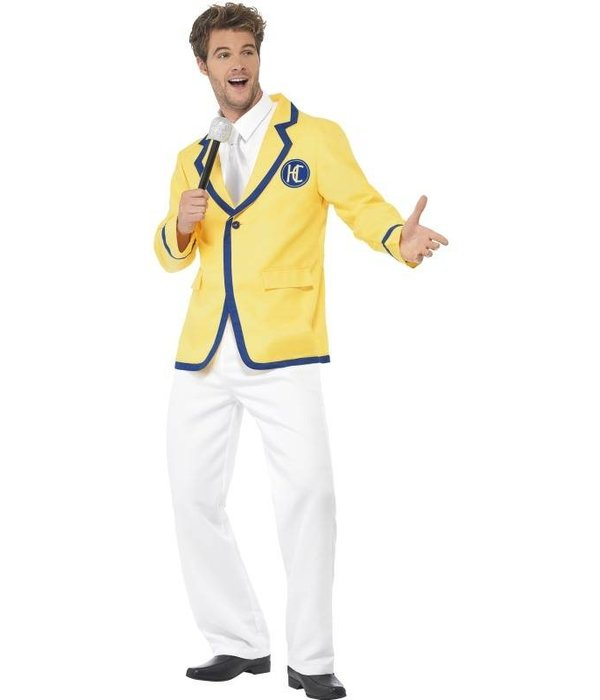 Holiday Rep Zanger kostuum
