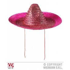 Sombrero roze 48cm