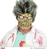 Halfgezicht masker Zombie