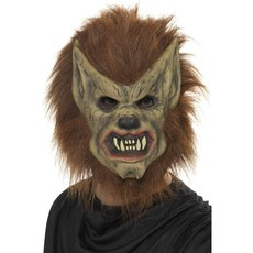 Griezelmasker Weerwolf