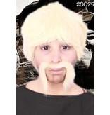 Plaksnor Macho blond