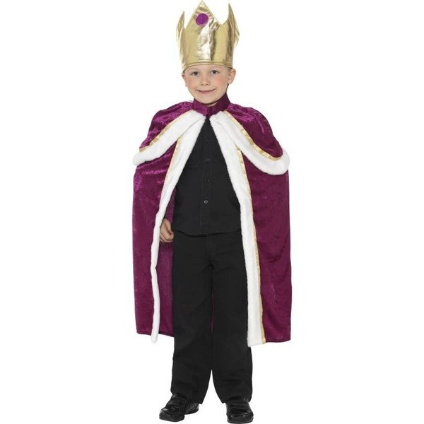 Koningskostuum kind