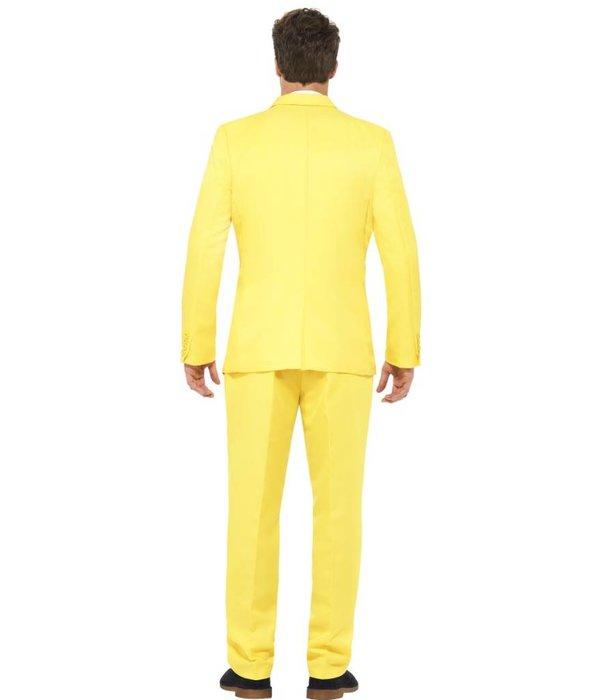 Herenpak geel 3-delig