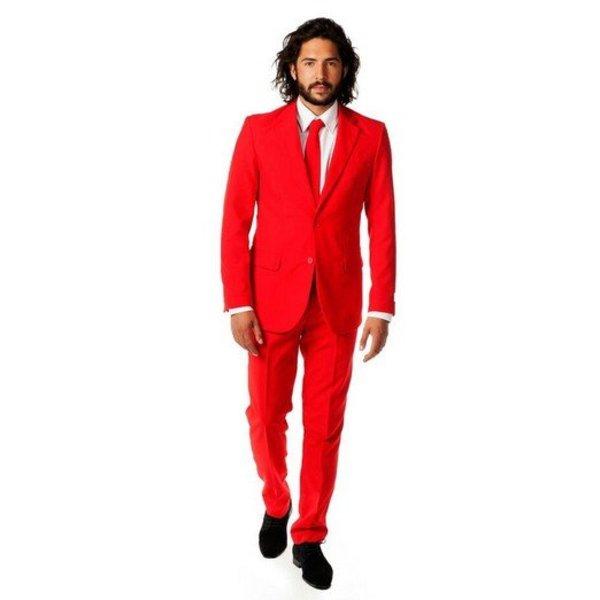 Maatpak rood luxe