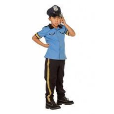 Politiejongen pakje blue