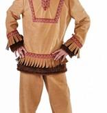 Eskimo pakje jongen bruin