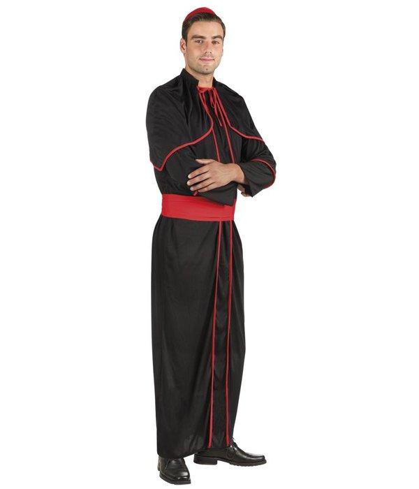 Kardinaal kostuum budget