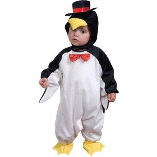 Pinguinpakje 1-2 jaar 88cm