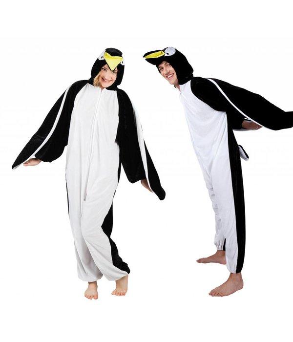 Pinguïn pak pluche