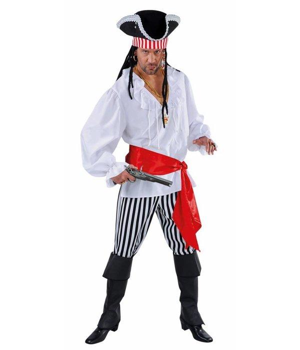 Piraat Pak Willy man