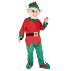 Kostuum Elf Giant pluche