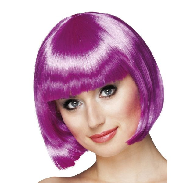 Pruik bobline new look Ice Purple