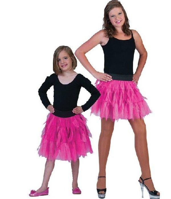 Fancy petticoat pink