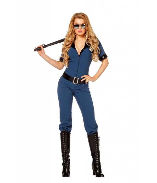 Catsuit Police