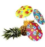 Ijs parasols Hawaii (6 st)