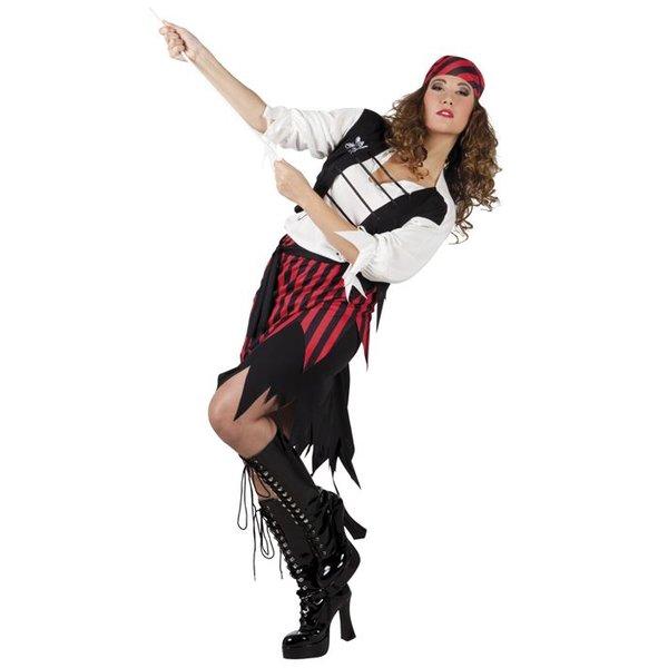 Piraten kostuum vrouw Cuty Suzie