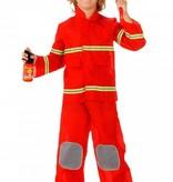 Brandweer verkleedset kind