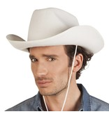 Hoed vilt Cowboy wit