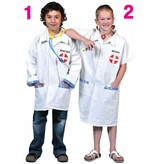 Dokter-Verpleegster verkleedset kind