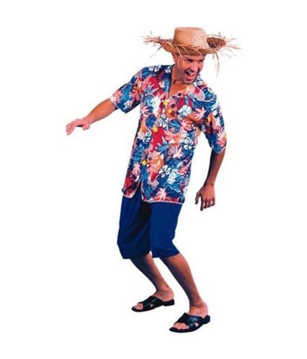 Hawaii kostuum heren