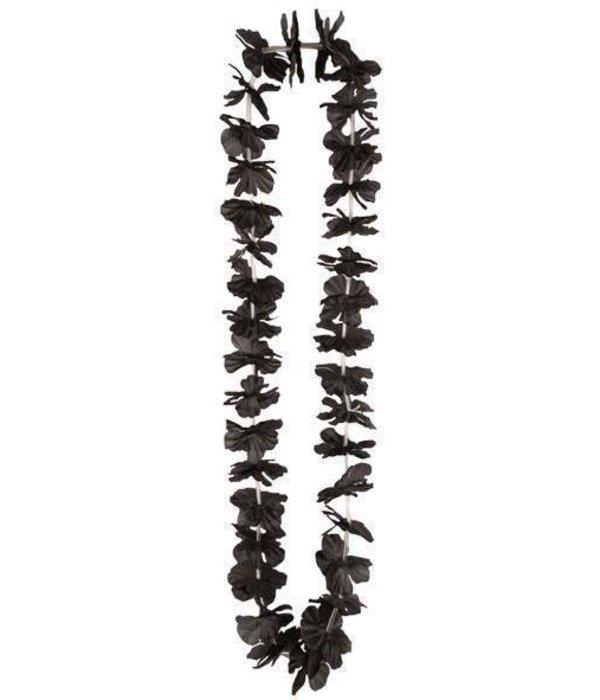 hawaii krans zwart