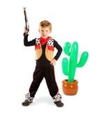 Cowboy outfit kind 3-delig