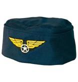 Pet Stewardess Blauw