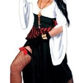 Piratenpak vrouw 4-delig Jolly