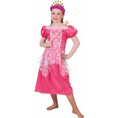 Prinses outfit Rosa