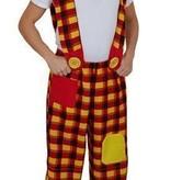 Tuinbroek Clown
