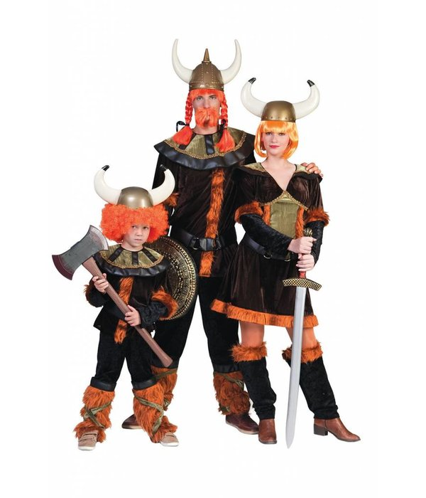 Scandinavische Viking pak man elite