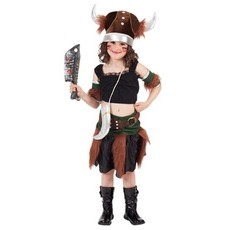Verkleedpakje viking meisje
