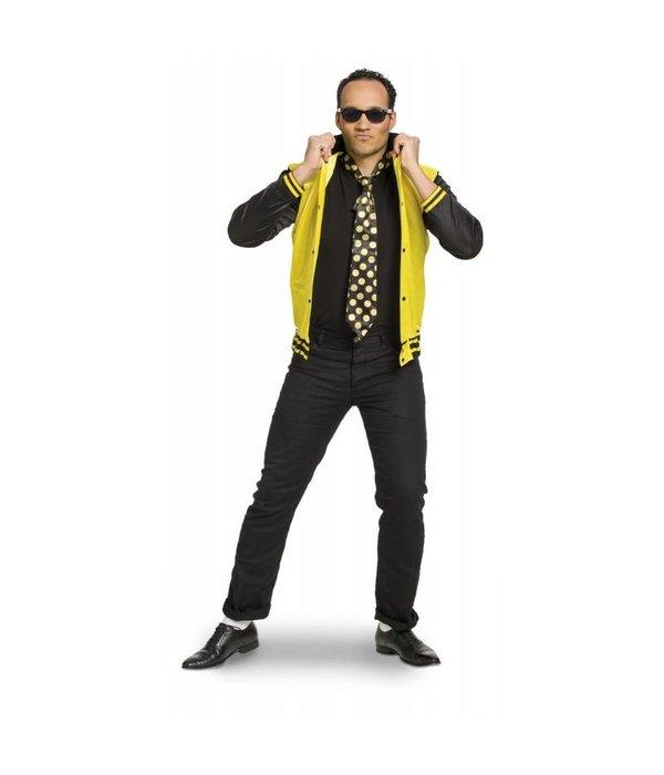Rock en Roll outfit man 2-delig